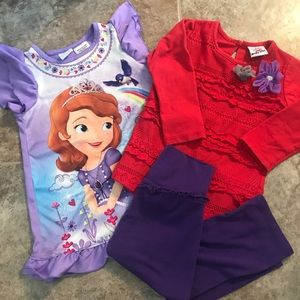 Other - 💎 Girls 24 mos 3 pc lot